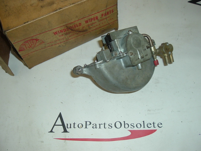 1958 Chevrolet nos windshield wiper motor CHS 1-4 (a chs 1-4)