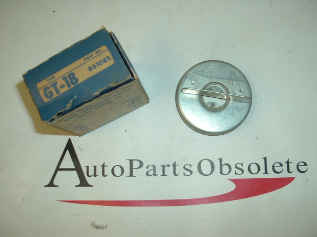 1957 Buick Special Super Century Roadmaster ac brand gas cap nos 861081 (a gt18)