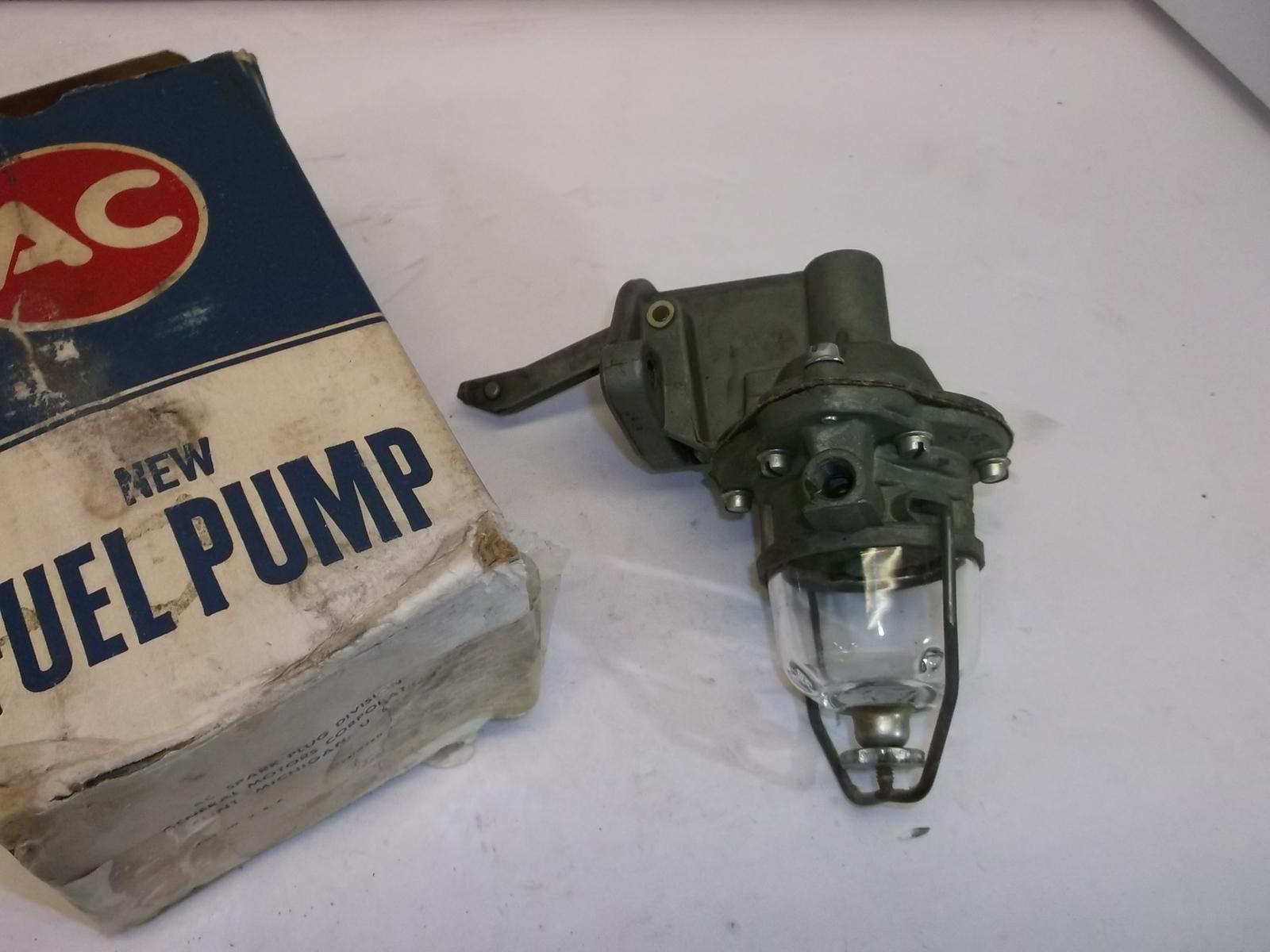 1941-65 IHC International truck fuel pump AC brand 9501 (a 9501acw)
