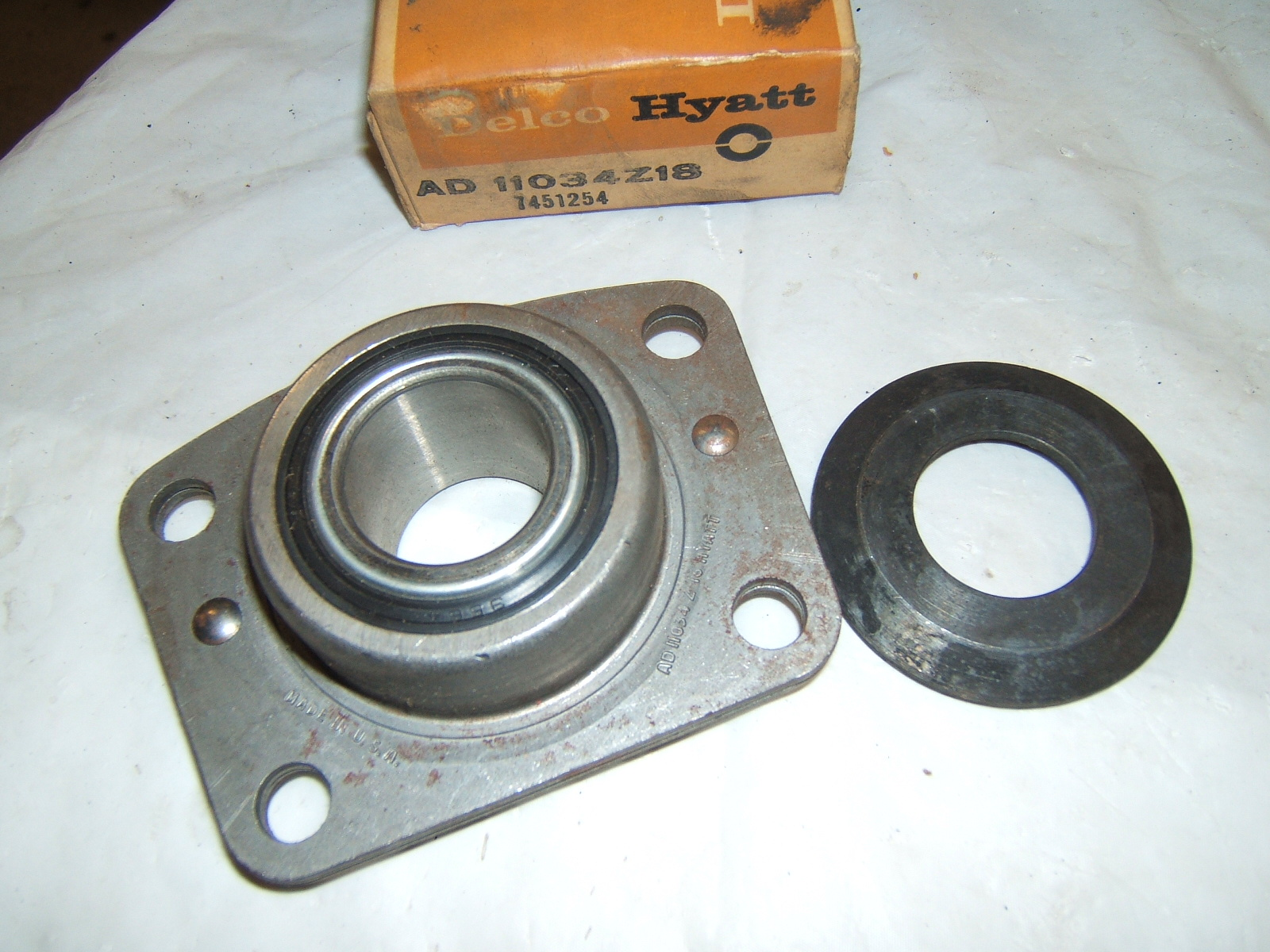 1960 61 62 Corvair rear axle bearing AD11034z18 7451254 (a AD11034z18 7451254)