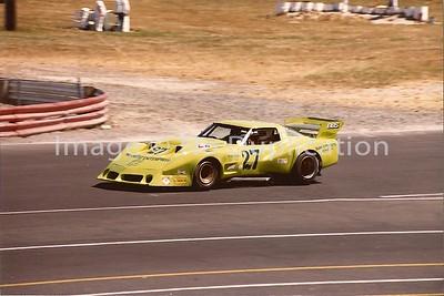 Corvette Race Cars