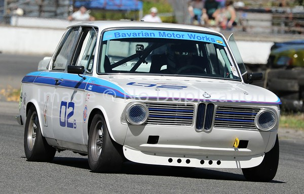 2015 B.C. Historic Motor Races