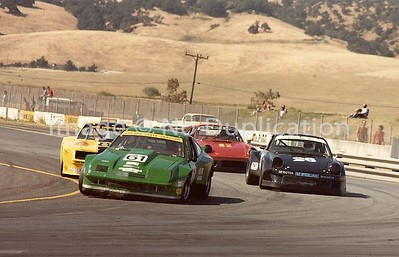 Sears Point Trans-Am Race (1982)