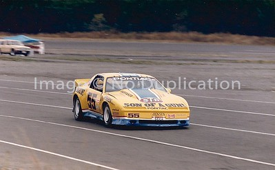 Seattle Trans-Am race