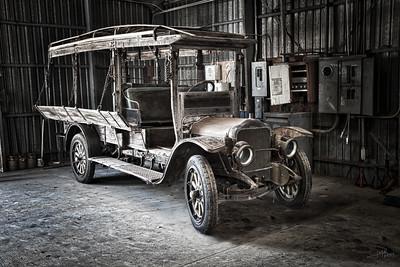 1922 White Truck