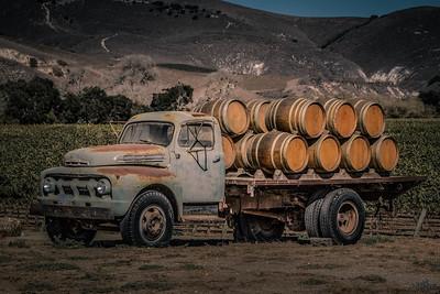 Wine Truck