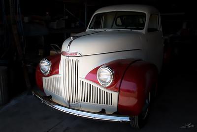 Studebaker Pickup 1950's