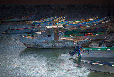 Baja Fishing Fleet