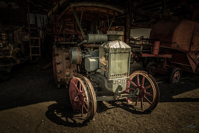 Rumely Oil Pull circa 1910