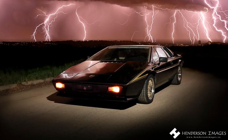 79 Lotus Esprit Lightning