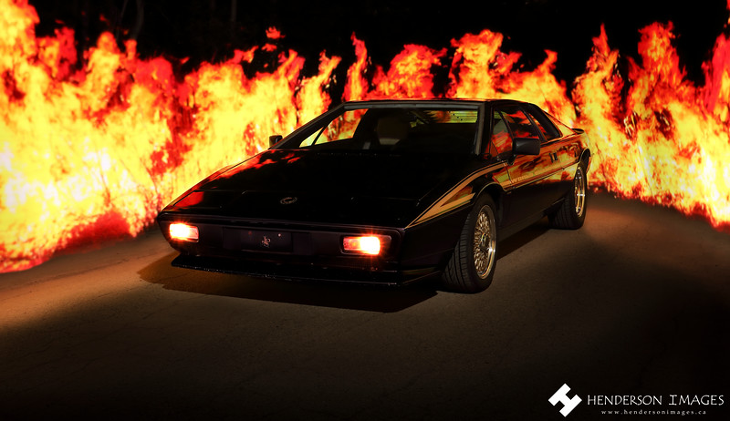 79 Esprit in Flames