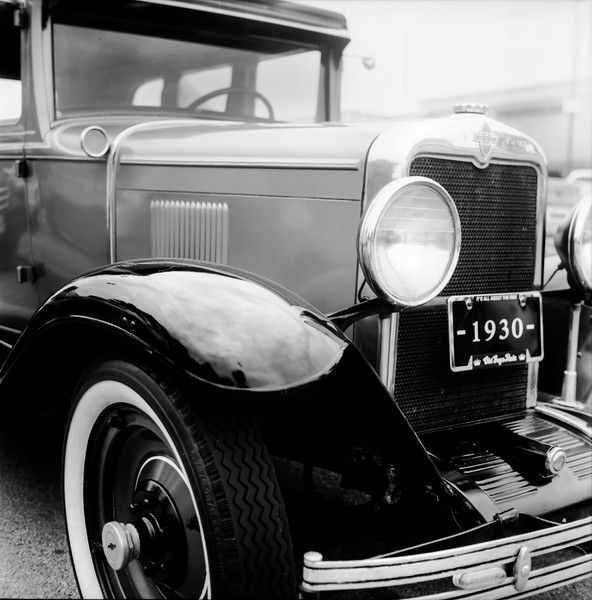 30's Chevy III