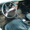Pontiac Firebird - interior