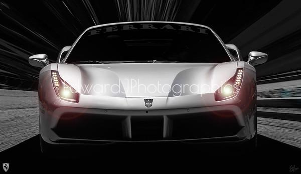 Ferrari Autobot... (Transformers)