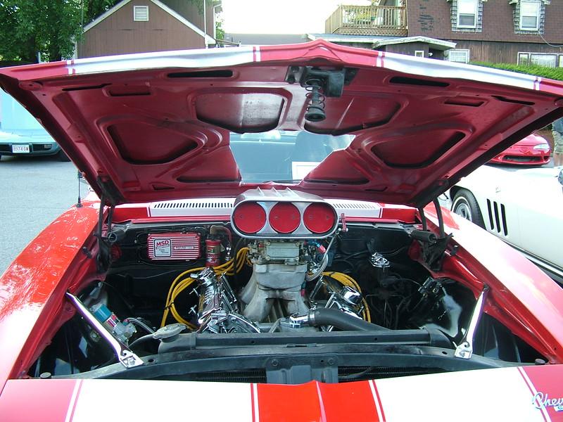 Camaro - motor