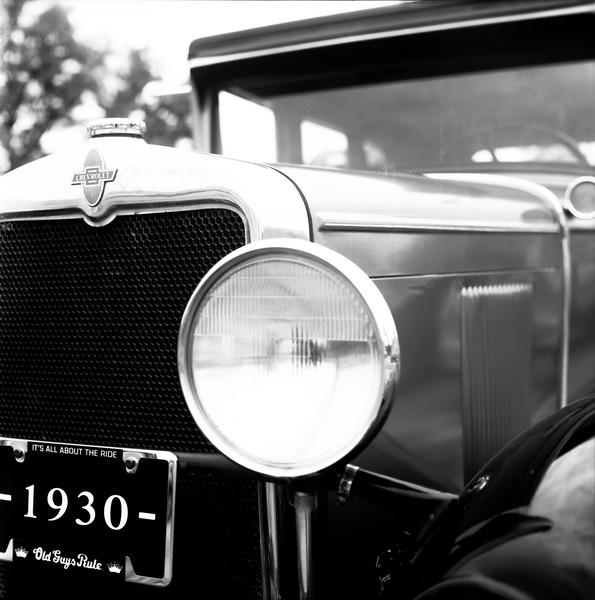 30's Chevy II