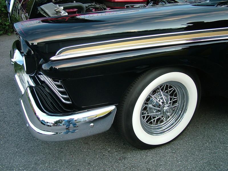 57 Ford Fairlane 500
