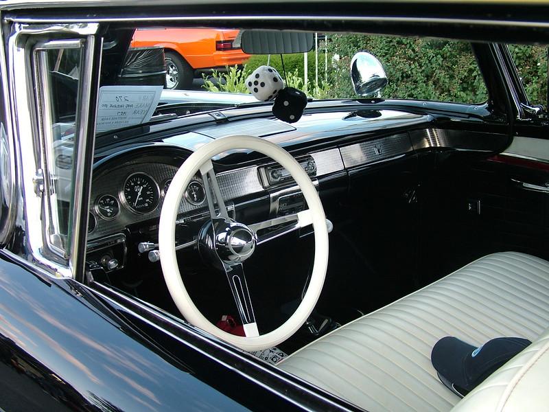 inside Ford Failane 500