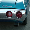 Chevy Chevelle - rear lights
