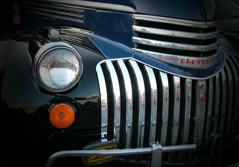 1946 Chevy 1 ton truck