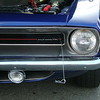 1970 Plymouth Baracuda - front end