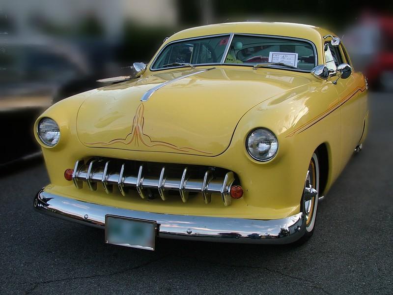 1950 Ford Custom Coup