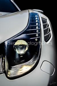 2018 Ferrari Headlight...  ( Silhouette...)