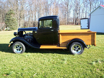 1934 CHEVY HIGHBOY PICKUP TRUCK
