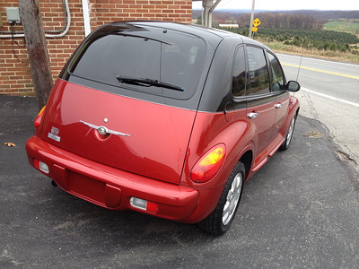 2003 Chrysler PT Cruiser Custom