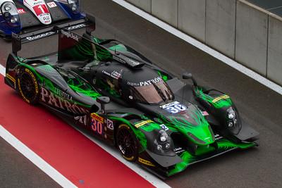 Extreme Speed Motorsports / LIGIER JS P2 - HPD