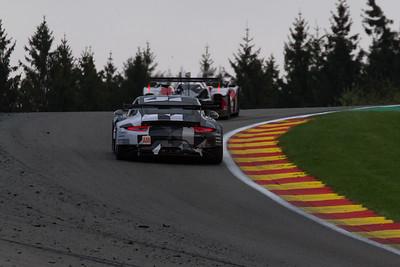 Abu Dhabi-Proton Racing / Porsche 911 RSR