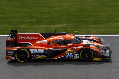 G-Drive Racing / LIGIER JS P2 - Nissan
