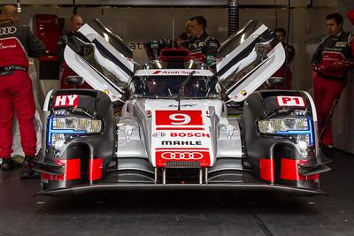 Audi R18 e-tron quattro - Hybrid