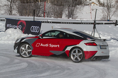Audi Driving Experience / TTRS