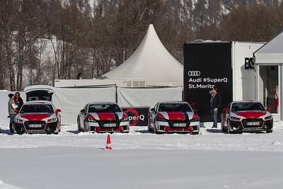 Driving Experience Samedan/St.Moritz
