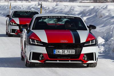 Audi Drive Experience / TTRS