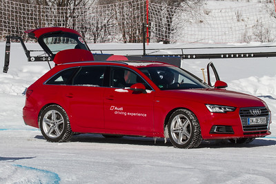 Audi A4 / Driving Experience