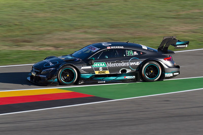 Mercedes AMG C 63 DTM / Wickens