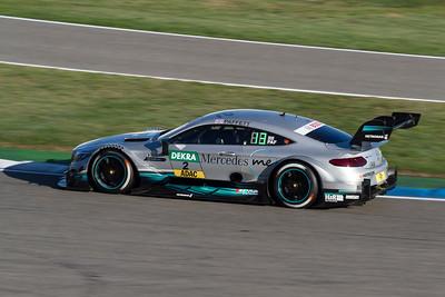 Mercedes AMG C 63 DTM / Paffett