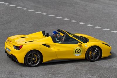 Ferrari 488 Aperta