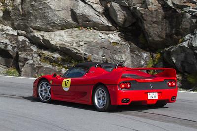 Ferrari F50 Spider
