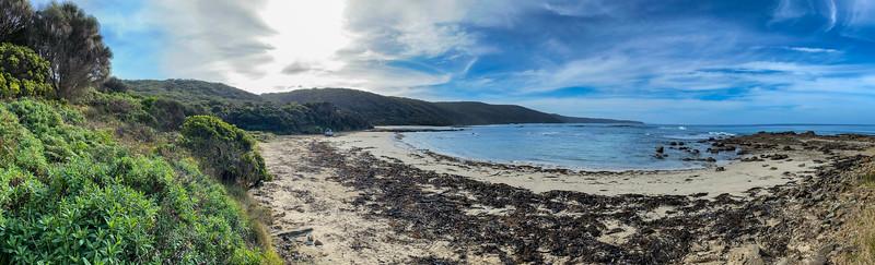 Blanket Bay - panorama