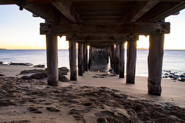Point Lonsdale pier