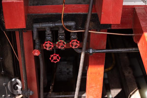 Release valves