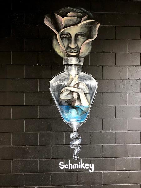 Graffiti art in Geelong