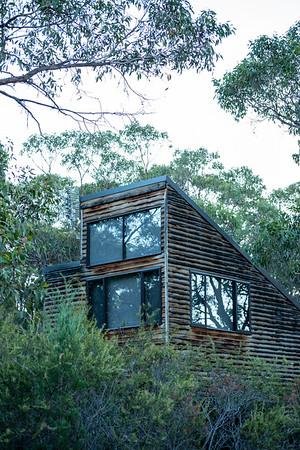 Cabin in the bush