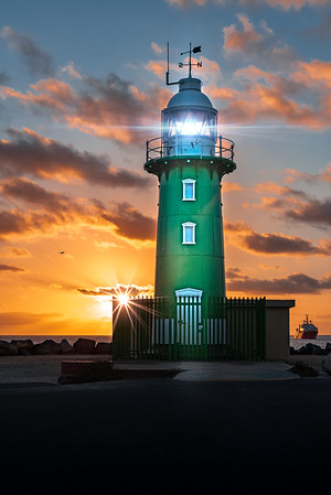 Freemantle lighthouse