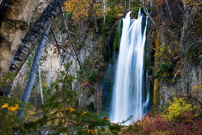 Engaging Spearfish Falls