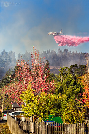 Blue Lake, California, October 8, 2017.