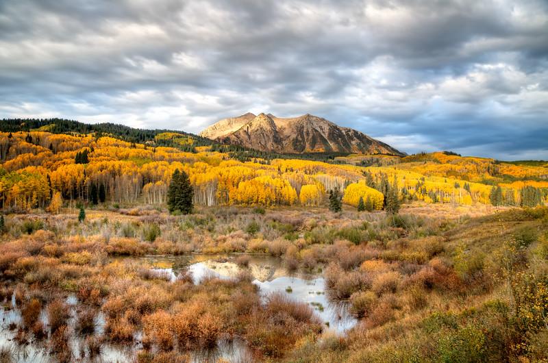 West Beckwith Mountain/ Gunnison County, Colorado